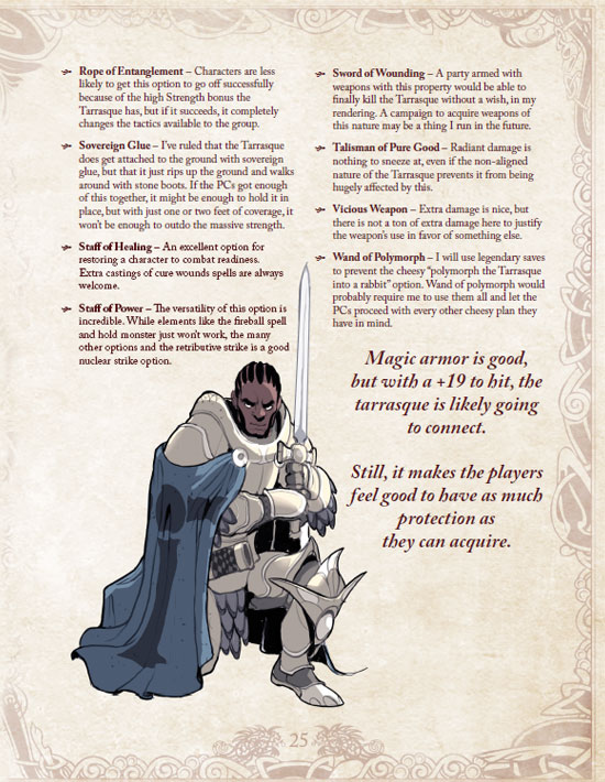 Book of the Tarrasque Page 26