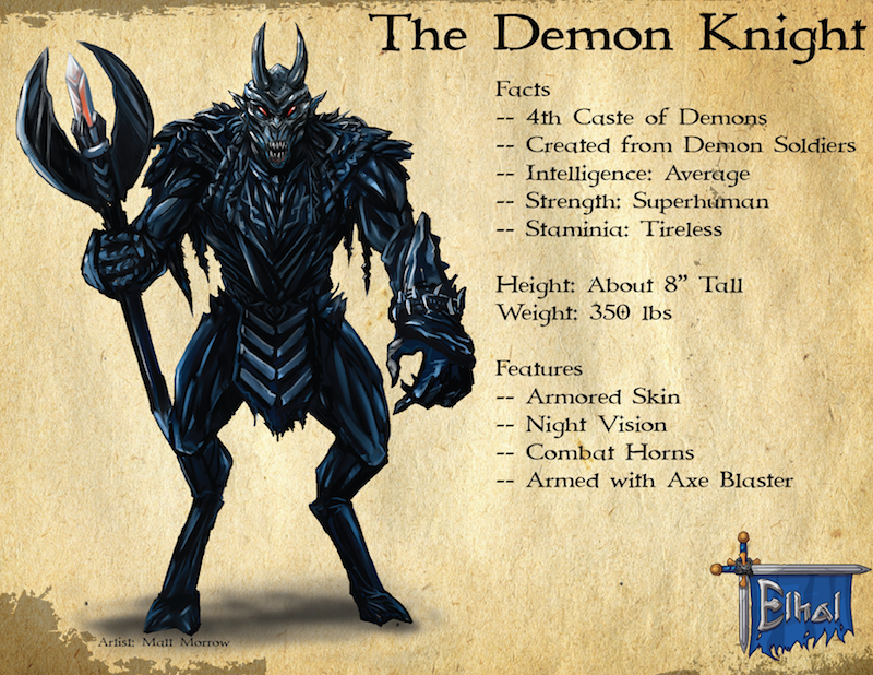 Demon Knight Summary