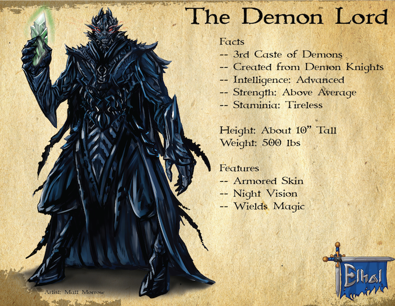 Demon Lord Summary