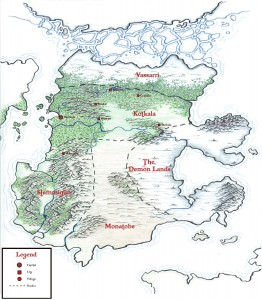 Elhal with details map copy