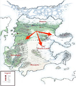 Kotkalan Rebellion 1030