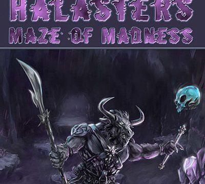 Halastar's Maze of Madness